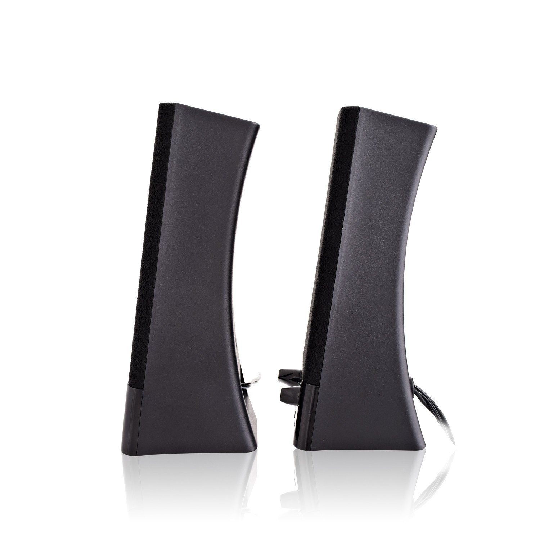 V7 USB Powered Stereo Speakers for Notebook and Desktop