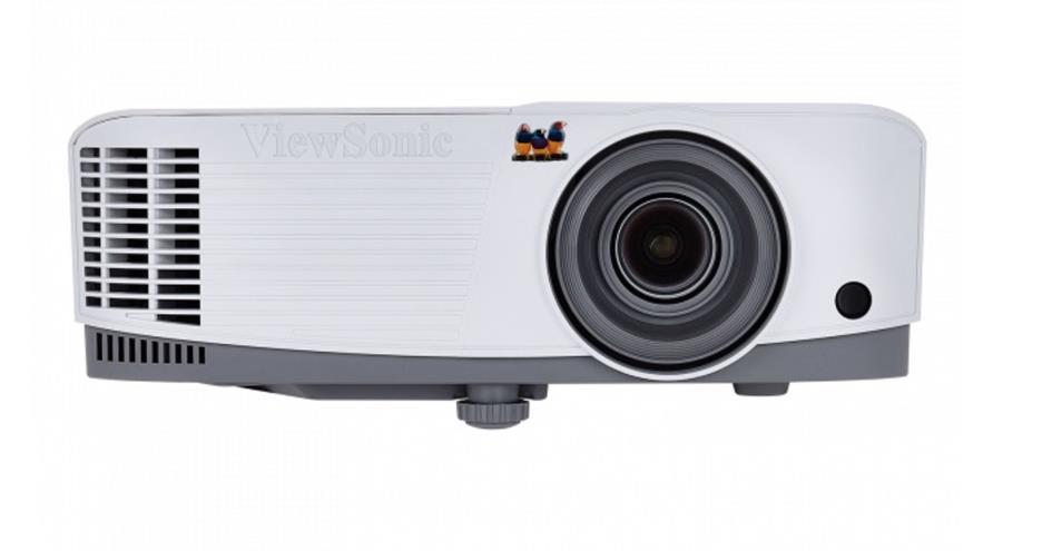 ViewSonic PA503W DLP Projector 22000:1 3600 ANSI 1280 x 800 XGA 16:9 2.2kg