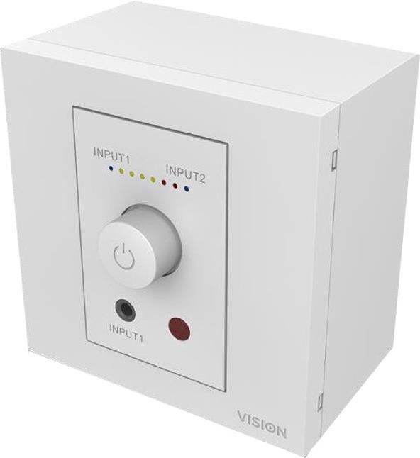 Vision (2x25W) Digital Amplifier