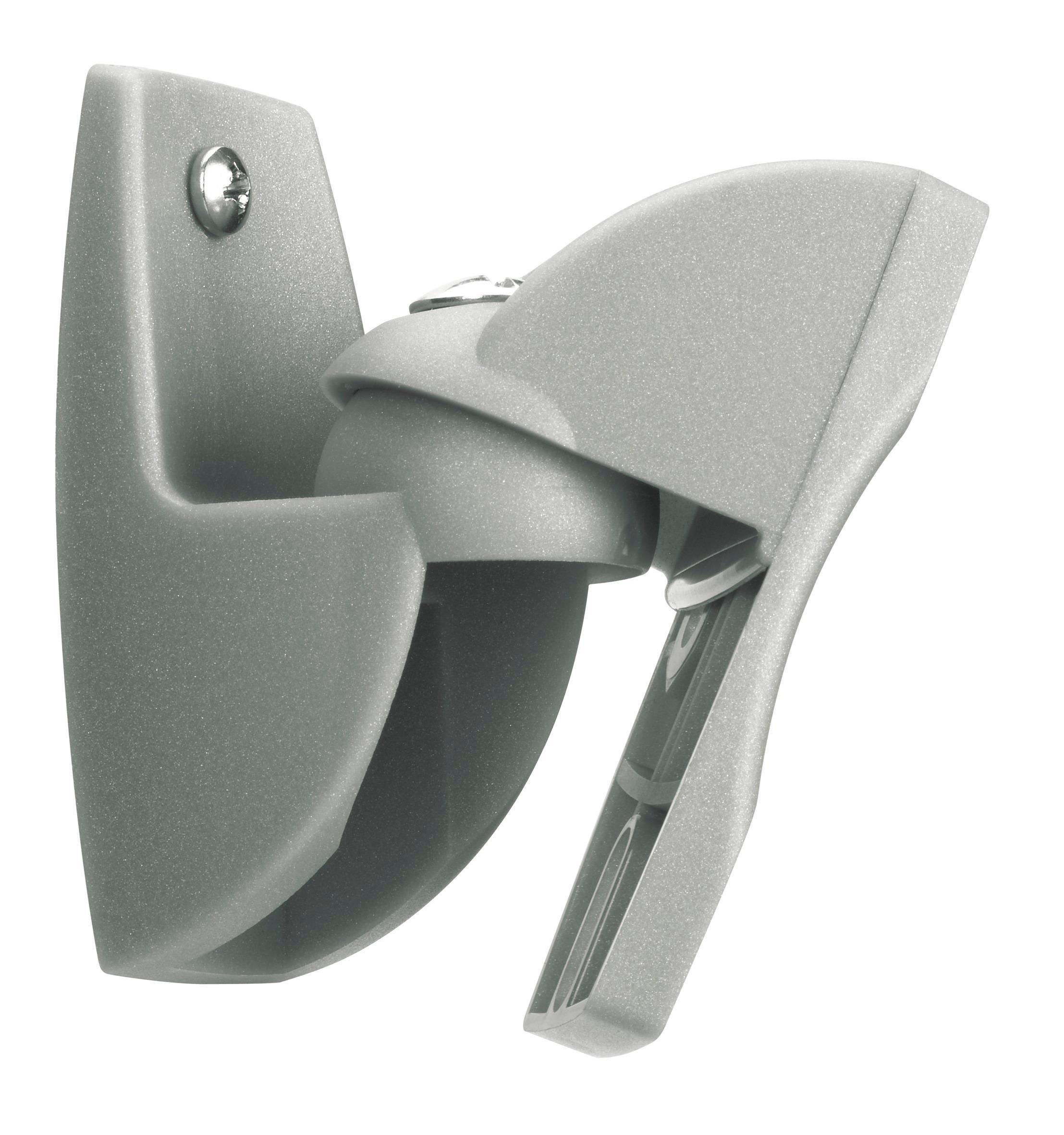 Vogels VLB 500 2 Loudspeaker Supports (Silver)
