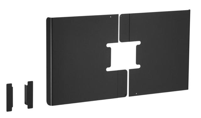 Vogels PFA 9115 Back Cover for Displays from 42 to 47 inches (Black)