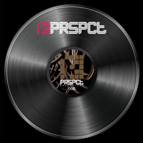 PRSPCT002 - Counterstrike - The Power To Distort EP