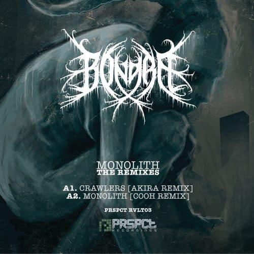 PRSPCTRVLT003 - Bong-Ra - Monolith: Remixes