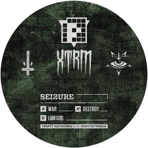 PRSPCTXTRM008 - Sei2ure - War EP