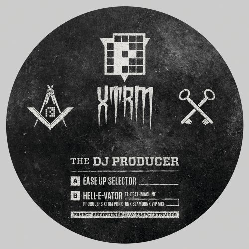 PRSPCTXTRM009 - The DJ Producer - Punk Attitude Restored EP