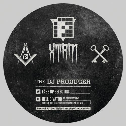 PRSPCTXTRM009 - The DJ Producer - Punk Attitude Restored EP
