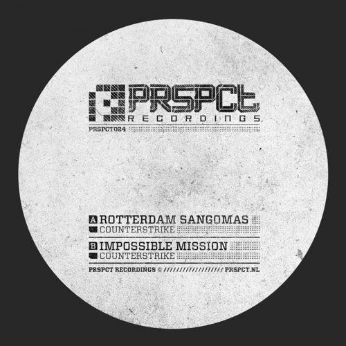 PRSPCT024 - Counterstrike - Rotterdam Sangomas / Impossible Mission