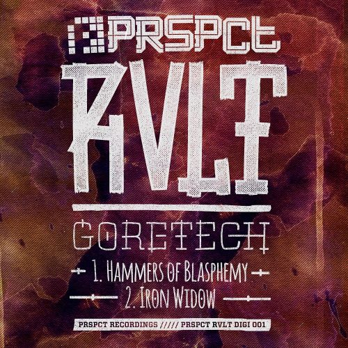 PRSPCTRVLTDigi001 - Gore Tech - Hammers Of Blasphemy / Iron Widow