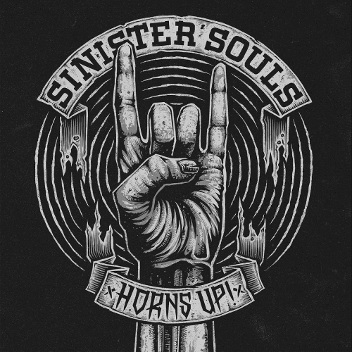 PRSPCTLP006 - Sinister Souls - Horns Up Album