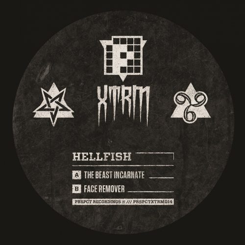 PRSPCTXTRM014 - Hellfish - The Beast Incarnate / Face Remover