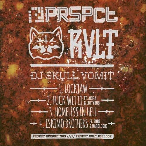 PRSPCTRVLTDigi002 - DJ Skull Vomit EP