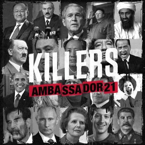 PRSPCTRVLT009 - Ambassador21 - Killers EP
