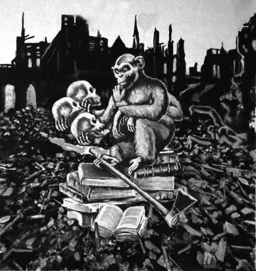 """PRSPCTSUB003 - Deformer - Dystopia / The Smackdown 7"""""""