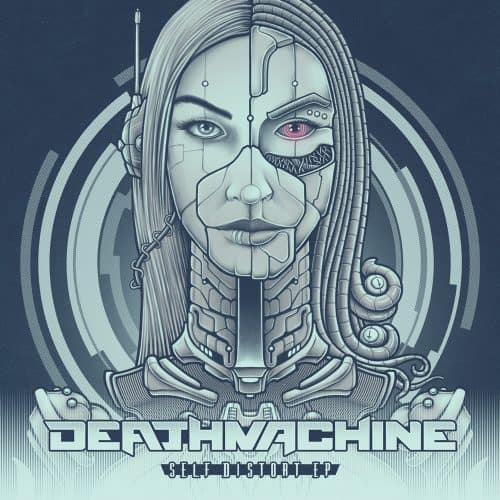 PRSPCTXTRM023 - Deathmachine - Self Distort EP