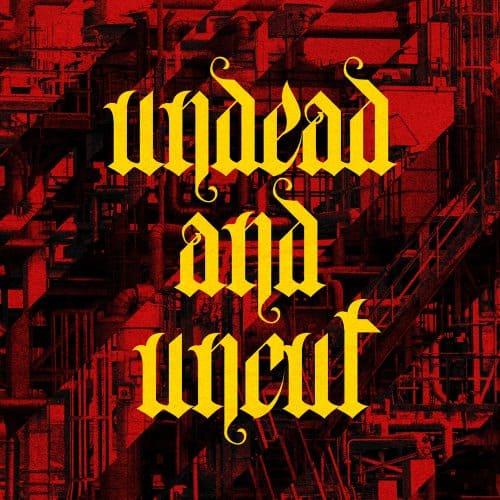 PRSPCTRVLT014 - Dolphin & The Teknoist - Undead & Uncut EP