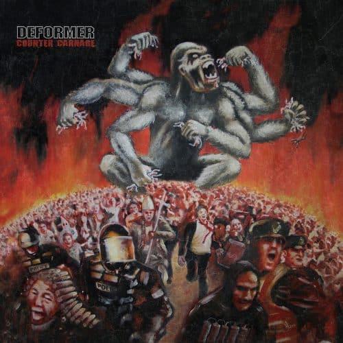 PRSPCTRVLT017 - Deformer - Counter Carnage EP