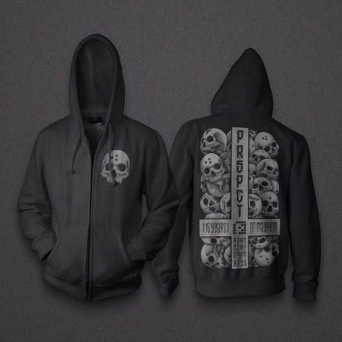 Shirt 'XL25 Skull'