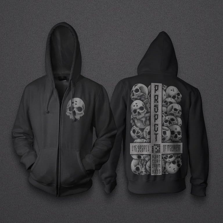 HD12 Totem 15 Years Of Hoodie