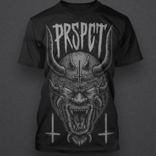 Shirt 'Devils Wolf'