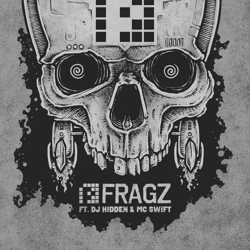 PRSPCT032 - Fragz - Temper / Overshadowed