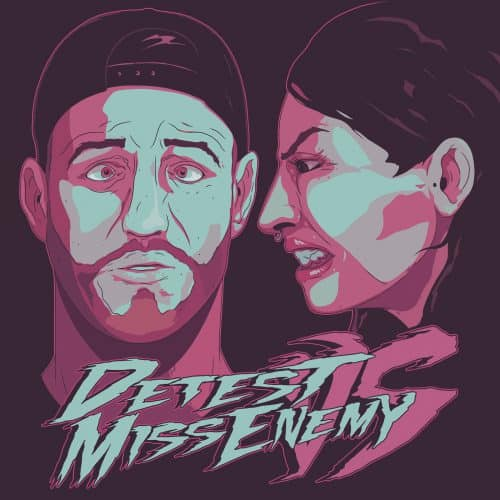 PRSPCTXTRM036 - Detest & Miss Enemy - Don't F*** Up The Culture EP