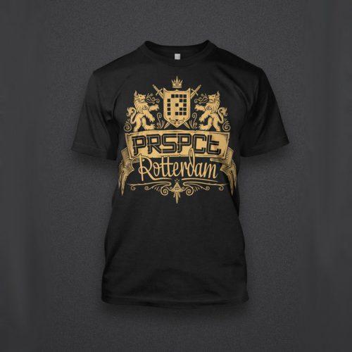 Shirt 'Hardcore DNB Skull' Grey