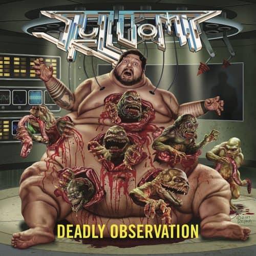 PRSPCTRVLT020 - Skull Vomit - Deadly Observation EP