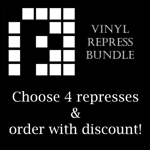Vinyl Repress Bundle - Select Your Favorites