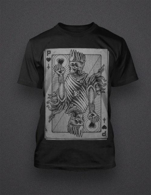 Shirt 'King Of Hearts'