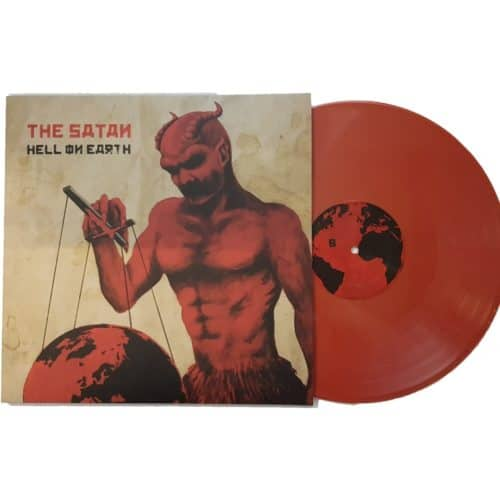 PRSPCTLP014LTD - The Sa†an - Hell On Earth - Special Limited Bundle