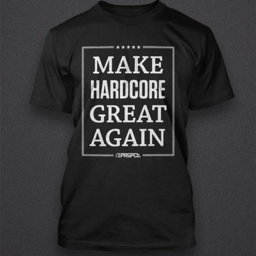 "Shirt ""MHGA"" Black"