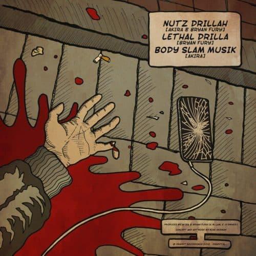 PRSPCTXTRM045 - Akira & Bryan Fury - Body Slam Musik EP