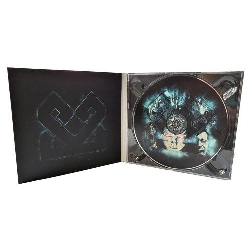 PRSPCTLP016LTD - Sinister Souls - FCKN Hostile LP - Special Limited Bundle
