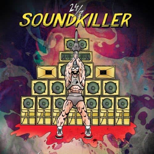 PRSPCTRVLT024 - FFF - 24/7 Soundkiller EP