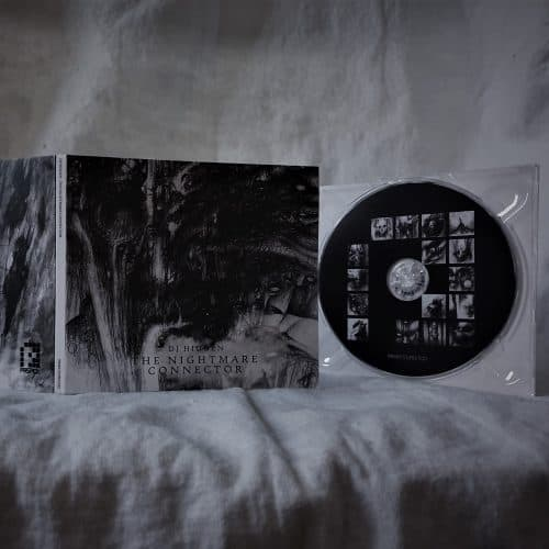 PRSPCTLP017 - DJ Hidden - The Nightmare Connector LP