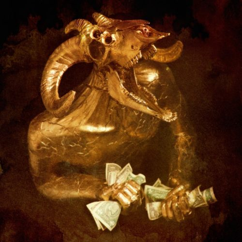 PRSPCTXTRM048 - The Satan - Gangzta Cash EP