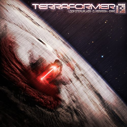 PRSPCT037 - Loop Stepwalker & DJ Assassin - Terraformer EP