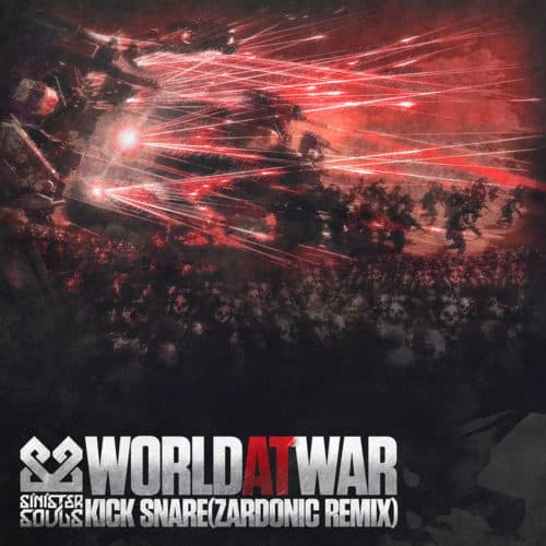 PRSPCT038 - Sinister Souls - World At War EP