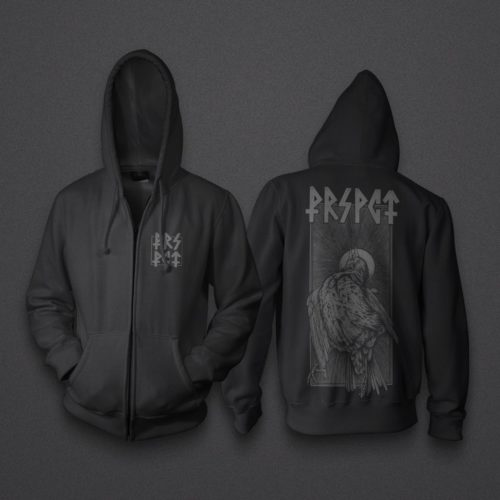Zip Up Hoodie 'Reincarnation'