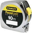Stanley Bandmass Powerlock Kunststoff 10m/25mm - 0-33-442 Thumbnail