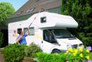 GARDENA 05556-20 Cleansystem-Wasserstiel-Verlängerung mit Gelenk Thumbnail
