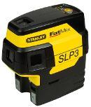 Stanley Punkt- und Linienlaser FatMax SLP3 Thumbnail
