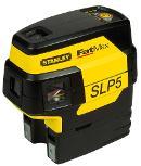Stanley Punktlaser FatMax SLP5 m. Stativ - 1-77-319 Thumbnail