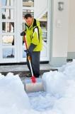 WOLF Kunststoff-Schneeschaufel im Set Thumbnail