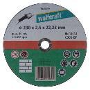wolfcraft 1 Trennscheibe Stein ø230x2,5x22,2mm Thumbnail