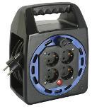 as-Schwabe 16423 Kompakttrommel KBS 404T blau, 25m H05VV-F 3G1,5  Thumbnail