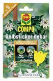 COMPO Gelbsticker Dekor 10 Stück Thumbnail