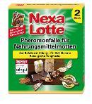 Nexa Lotte Pheromonfalle f. Nahrungsmittelmotten 2 St. Thumbnail