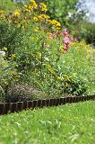 GARDENA 00530-20 Beeteinfassung Braun Rolle 9 cm hoch, 9 m lang Thumbnail