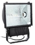 as-Schwabe 46257 Großflächenstrahler JET 5 400W, schwarz, Metalldampflampe (EEK: A+) Thumbnail